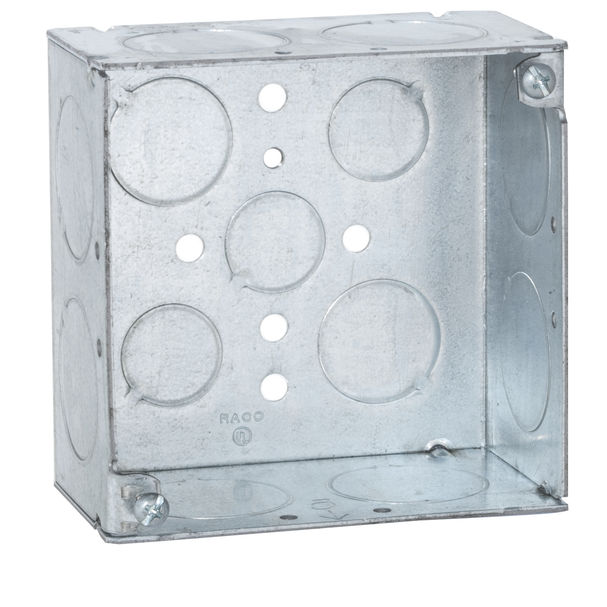 Hubbell-Raco 233 Square Box
