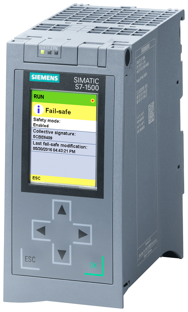 Siemens 6ES75152UM010AB0 SIMATIC CPU