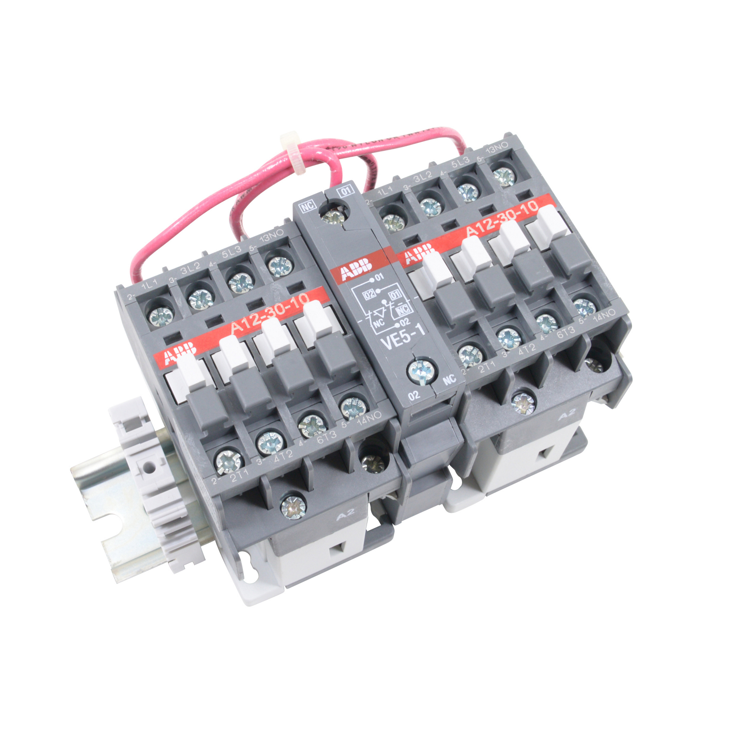 ABB A12M-30-10-80 Line Contactor