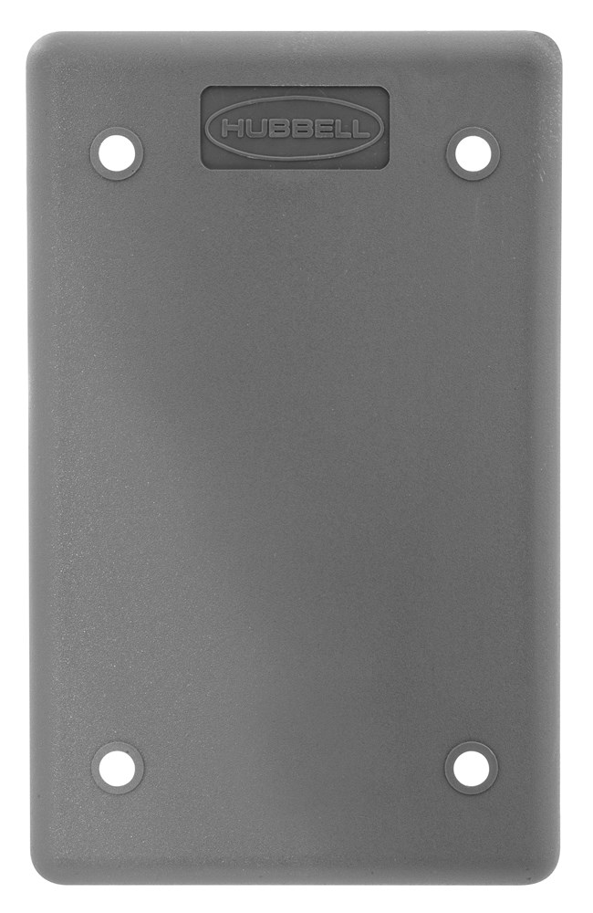 Hubbell HBLP14FS Weatherproof Cover Plate