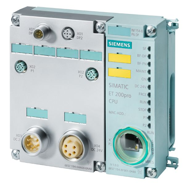 Siemens 6ES71548FB010AB0 SIMATIC Central Processing Unit