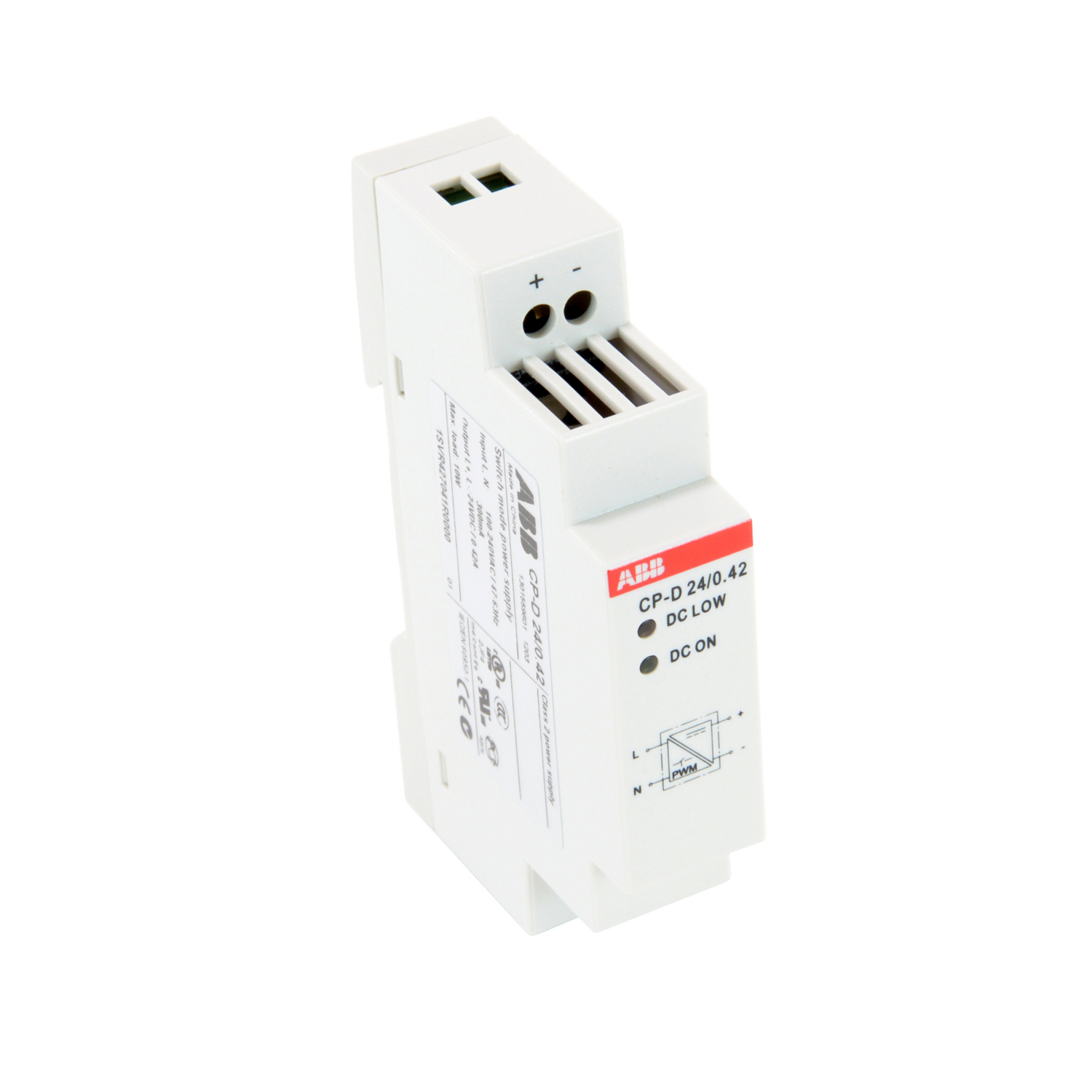 ABB 1SVR427041R0000 Primary Switch Mode Power Supply