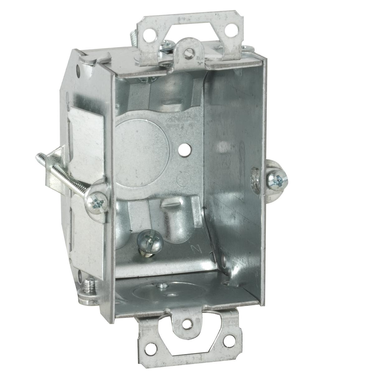 Hubbell-Raco 487 TIGERGRIP Switch Box