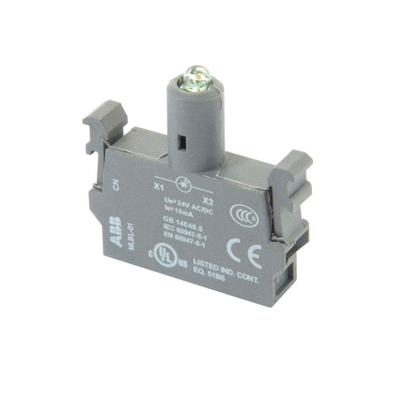 ABB MLBL-01G Modular Lamp Block