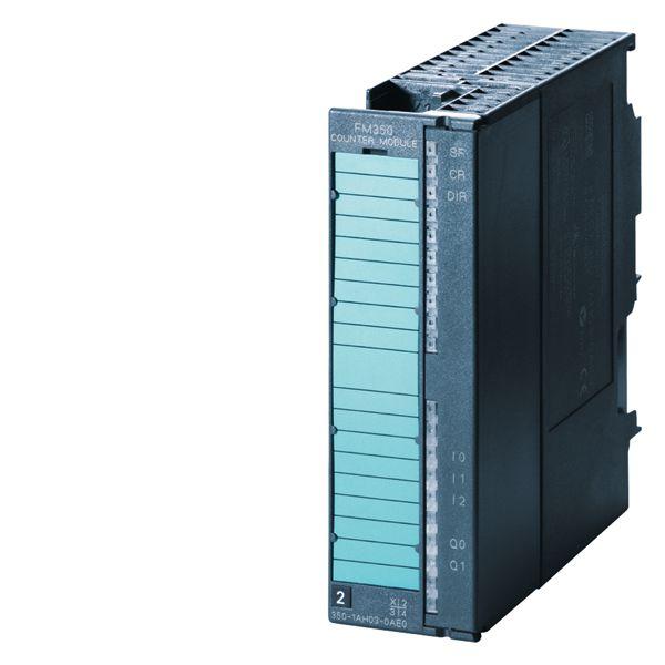Siemens 6ES73501AH030AE0 SIMATIC PLC Expansion Counter Module