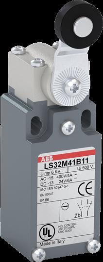 ABB LS35M41B11 Limit Switch