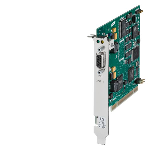 Siemens 6GK15612AA00 PCI Card