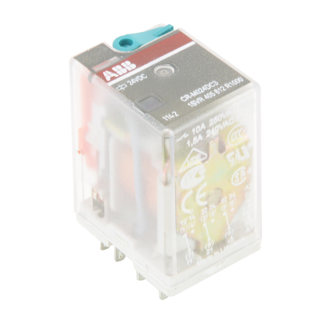 ABB 1SVR405612R1000 Pluggable Interface Relay