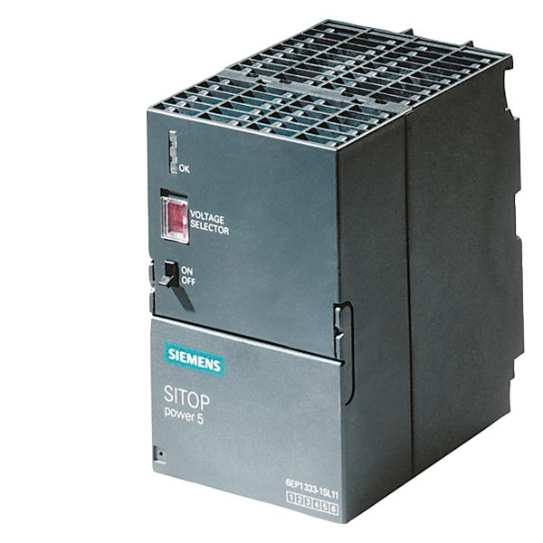 Siemens 6ES73051BA800AA0 SIMATIC Power Supply