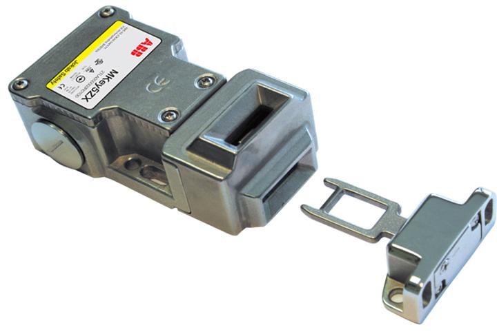 ABB 2TLA050003R0125 Safety Interlock Switch