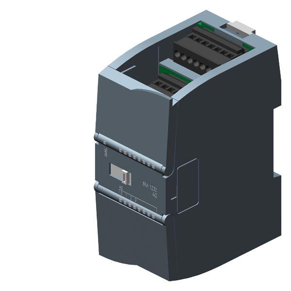 Siemens 6ES72324HD320XB0 SIMATIC Analog Output Module