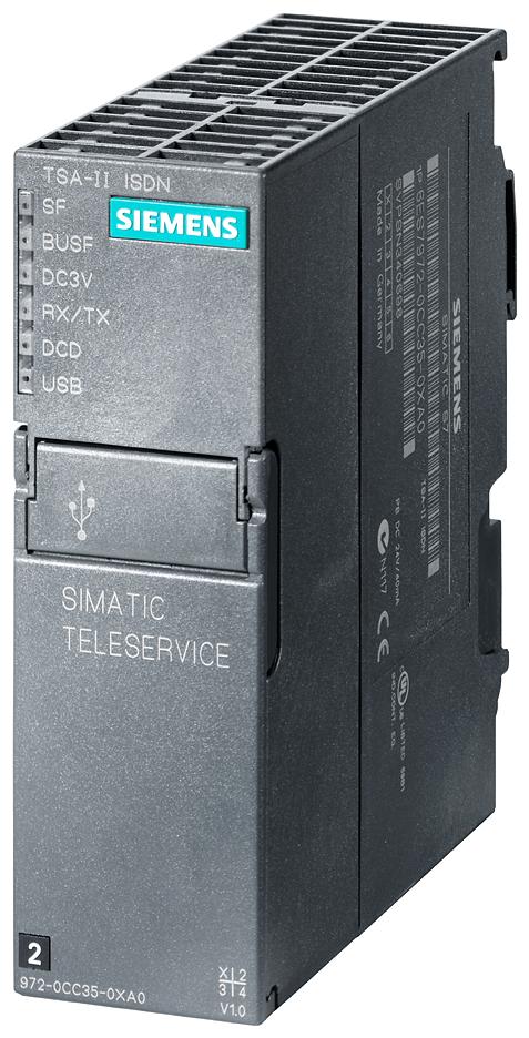 Siemens 6ES79720CC350XA0 TS Adapter Module