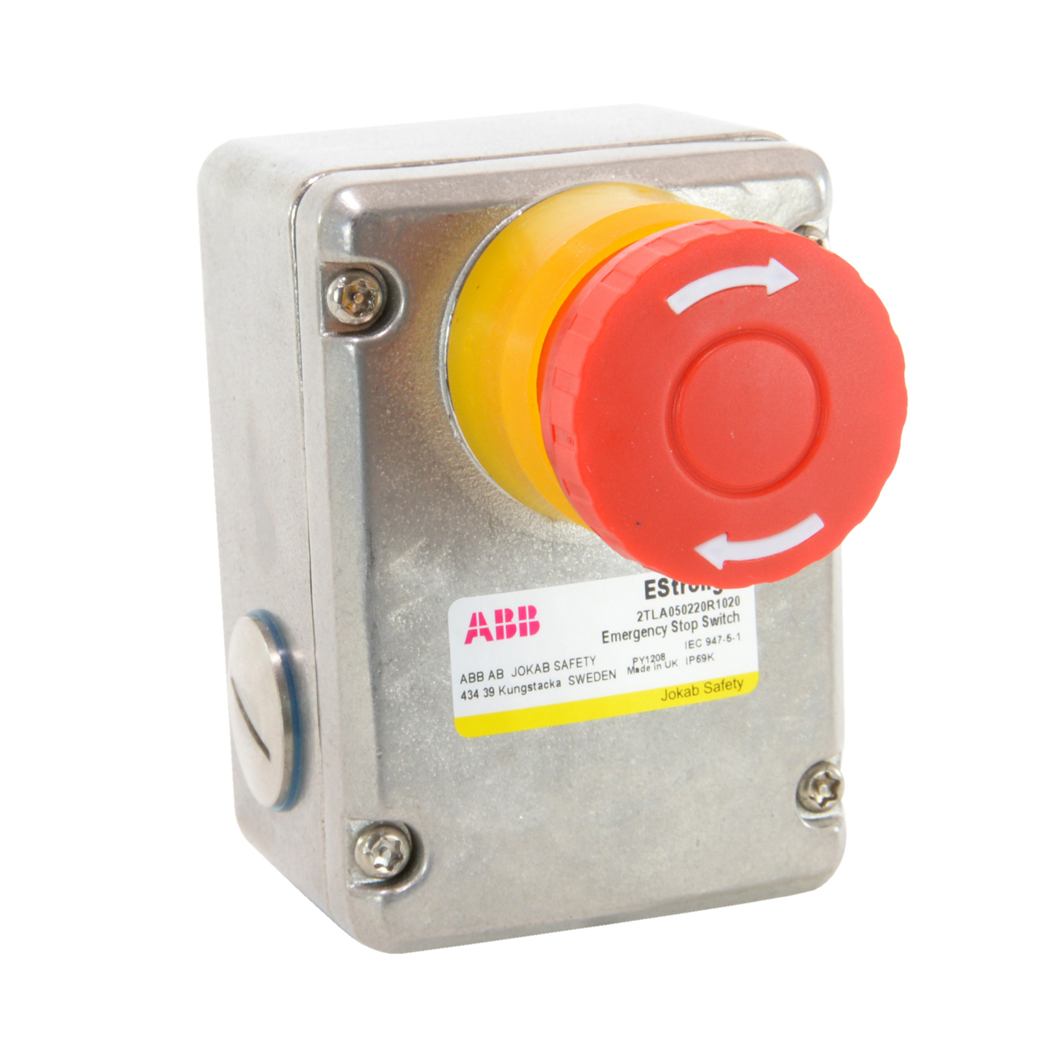 ABB 2TLA050220R1020 Emergency Stop Device