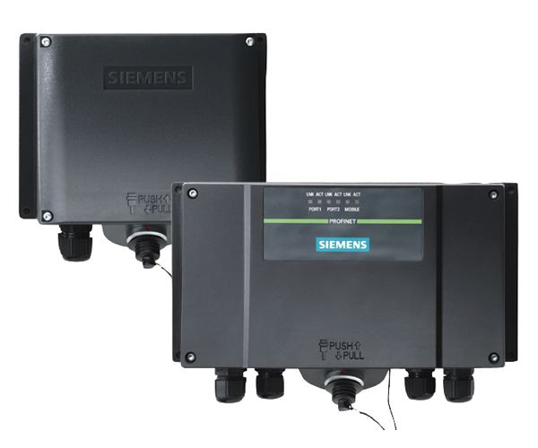 Siemens 6AV66715AE110AX0 Connectivity Box
