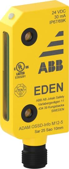 ABB 2TLA020051R5400 Adam Safety Sensor Unit
