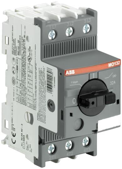 ABB MO132-32 Manual Motor Starter Magnetic Only