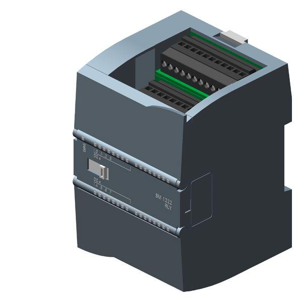 Siemens 6ES72221XF320XB0 Digital Output Module