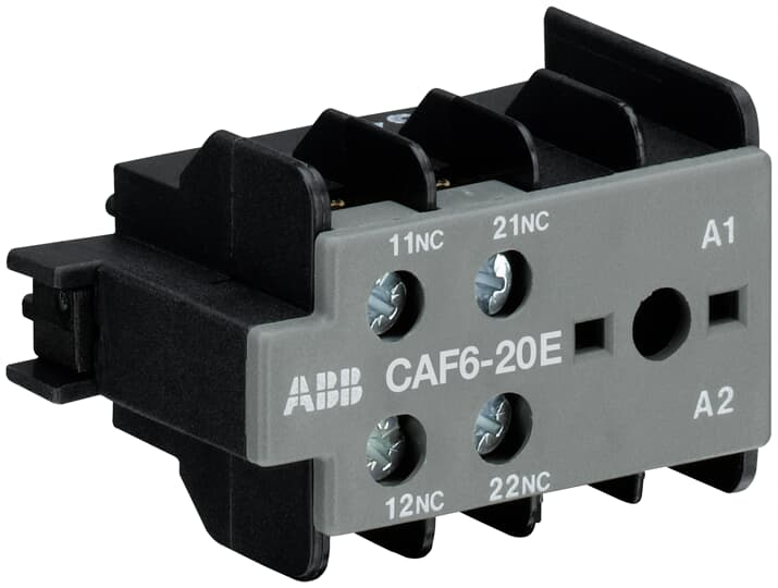 ABB CAF6-20E Auxiliary Contact Block