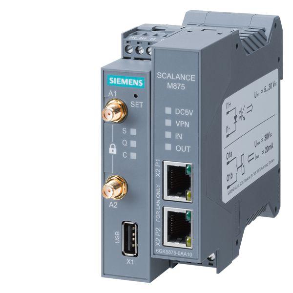 Siemens 6GK58750AA101AA2 Router