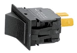 Hubbell MR11SP Rocker Switch