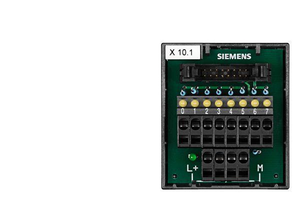 Siemens 6ES79240AA100BA0 Terminal Block