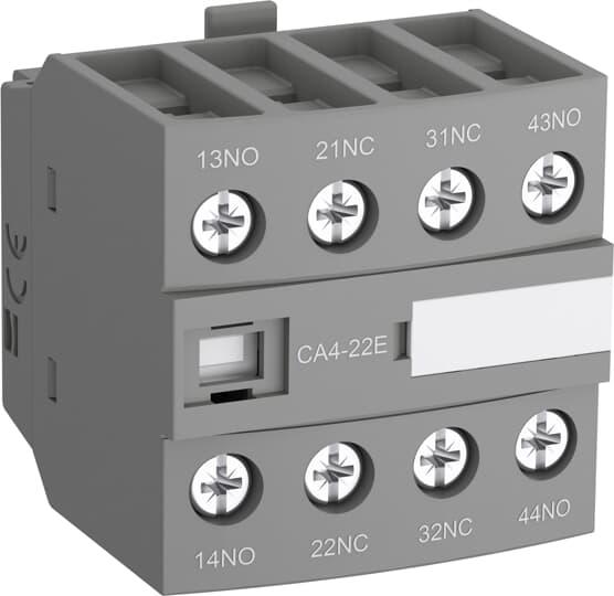 ABB CA4-04N Auxiliary Contact Block