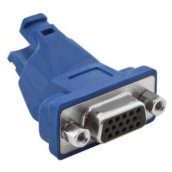 Hubbell 15A6P1 D-Sub Connector