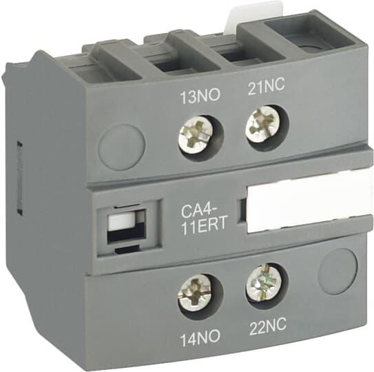 ABB CA4-11ERT Auxiliary Contact Block