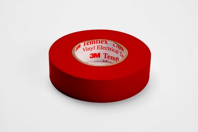 3M 1700C-RED-3/4X66FT Electrical Tape