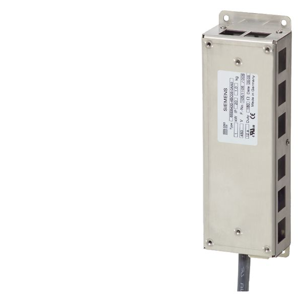 Siemens 6SE64004BC050AA0 Braking Resistor