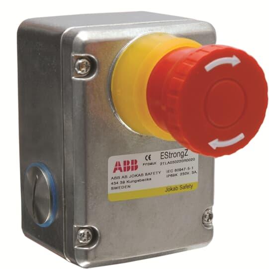 ABB 2TLA050220R0020 Emergency Stop Button