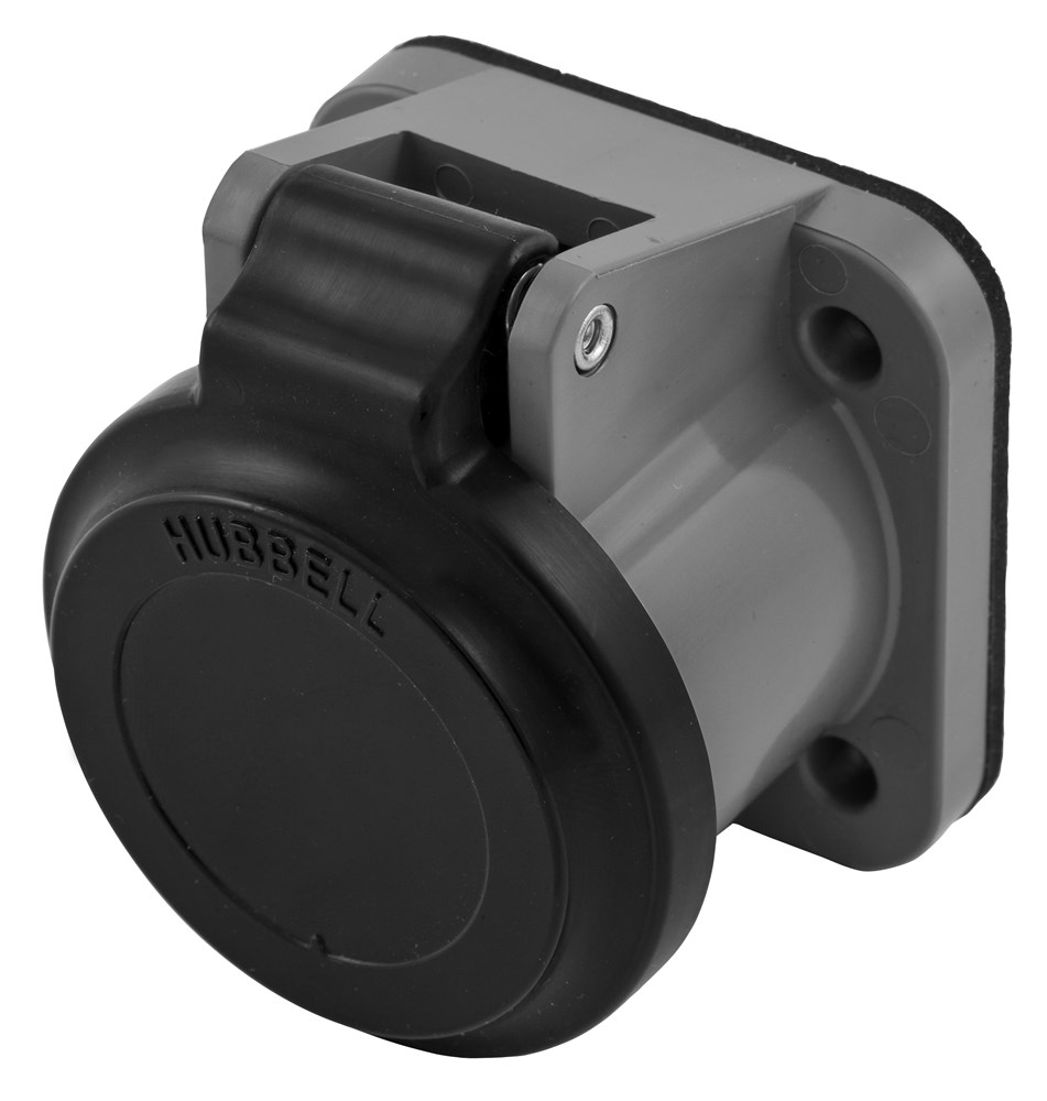 Hubbell HBLNCBK Protective Lift Cover