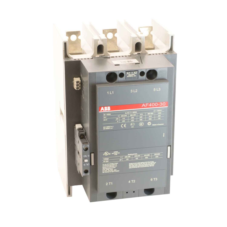 ABB AF400-30-11-71 Line Contactor