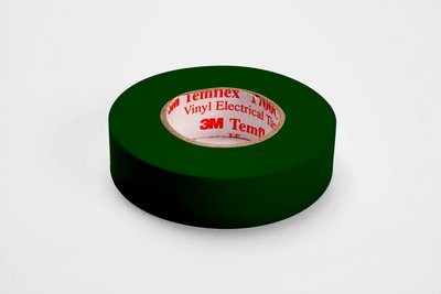 3M 1700C-GREEN-3/4X66FT Electrical Tape