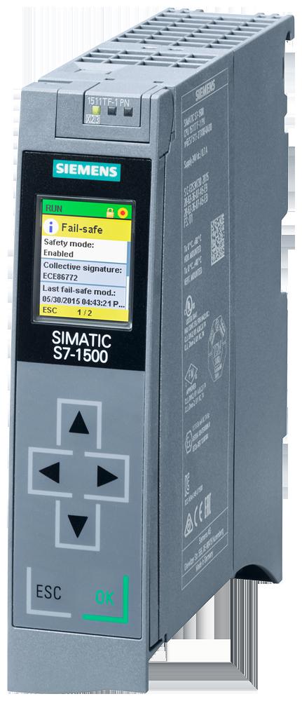 Siemens 6ES75111UK010AB0 SIMATIC CPU