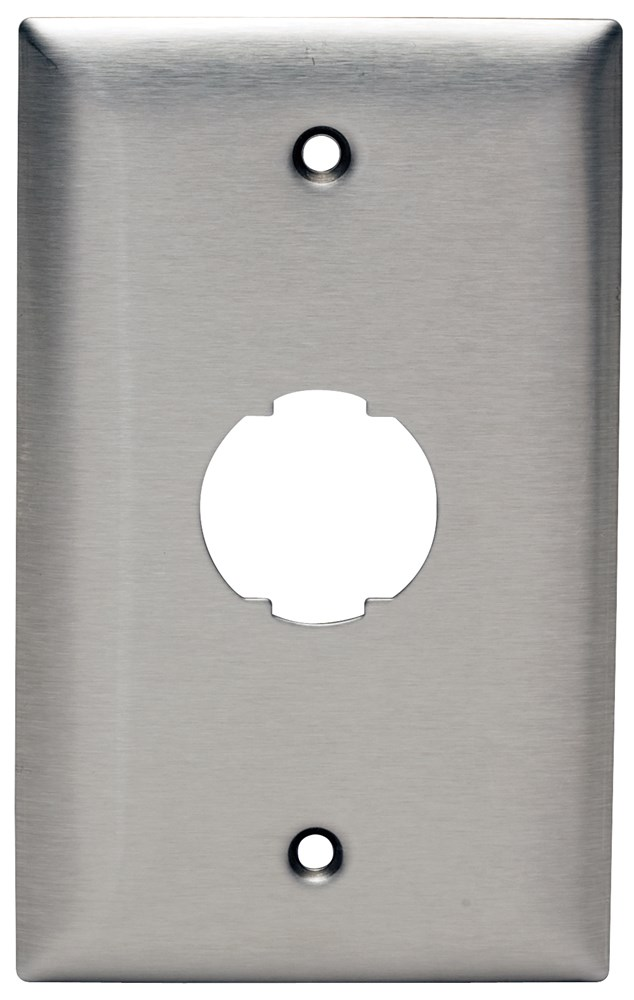 Hubbell HISF11 High Impact Faceplate