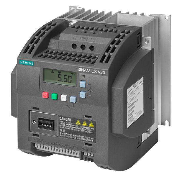 Siemens 6SL32105BE230UV0 AC Variable Frequency Drive