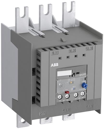 ABB EF205-210 Electronic Overload Relay