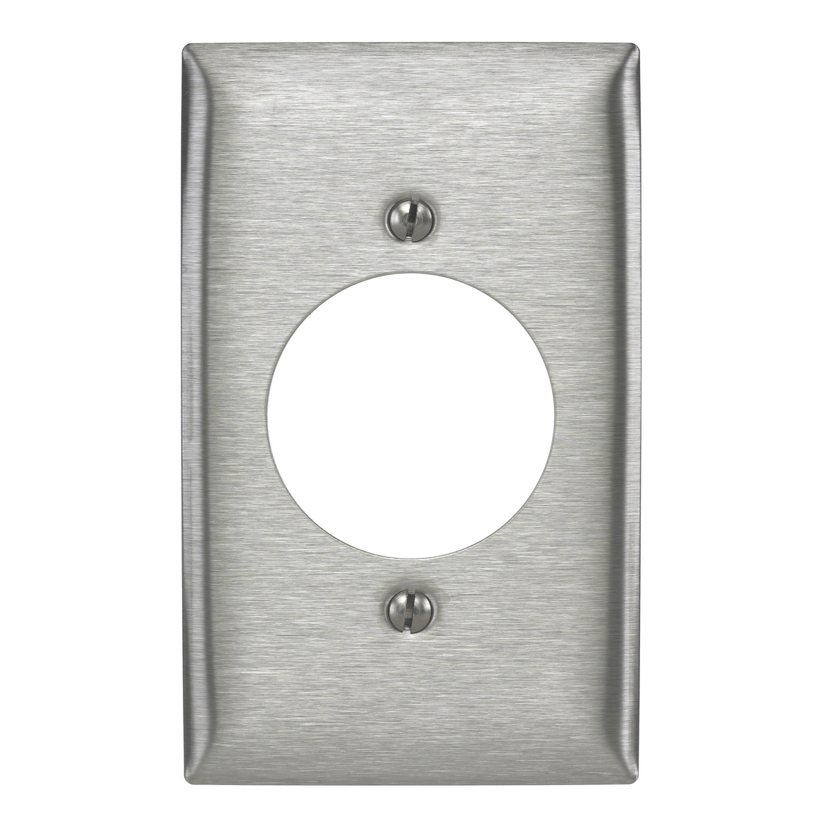 Hubbell SS725 Receptacle Wallplate