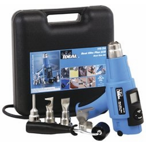 IDEAL 46-204 Heat Elite Heat Gun Kit