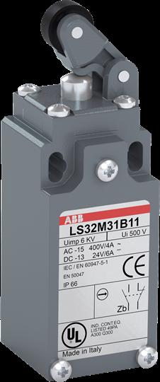ABB LS35M31B11 Limit Switch