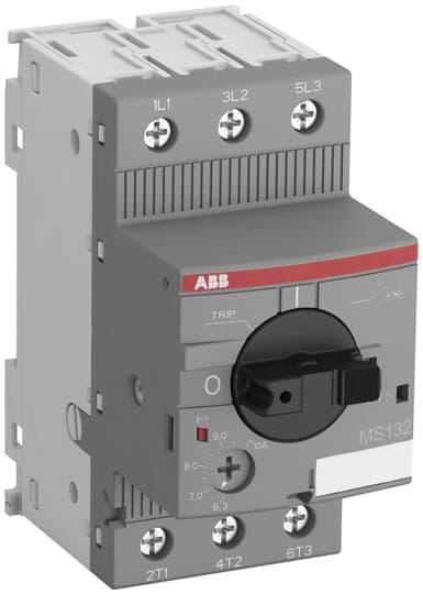 ABB MS132-6.3 Manual Motor Starter