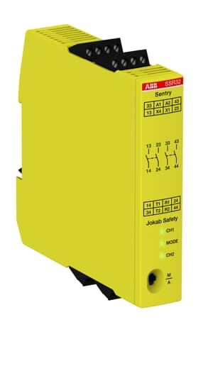 ABB 2TLA010052R0400 Safety Relay