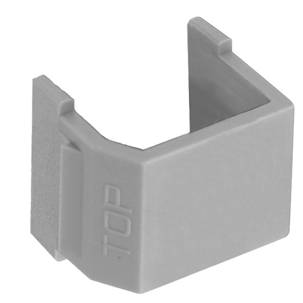 Hubbell SFSBGY10 Blank Connector