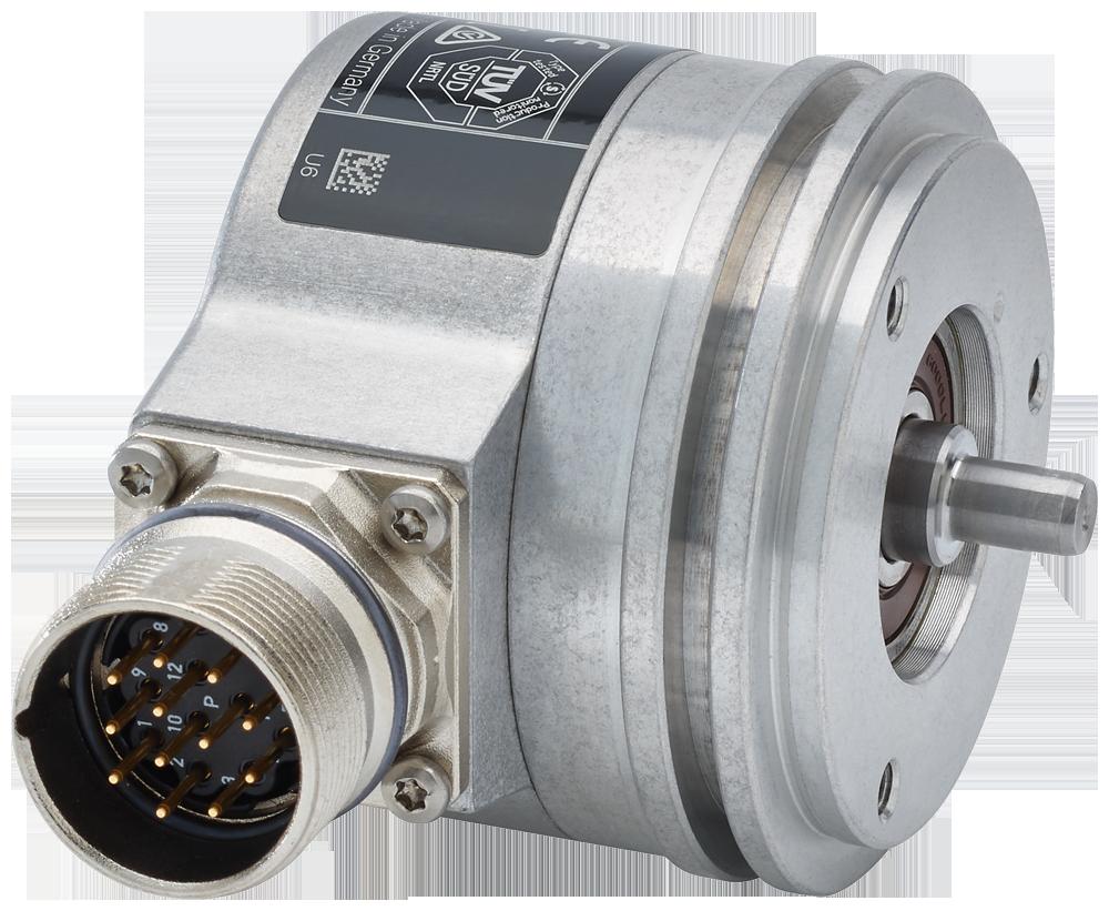 Siemens 6FX20015FS12 Absolute Value Encoder