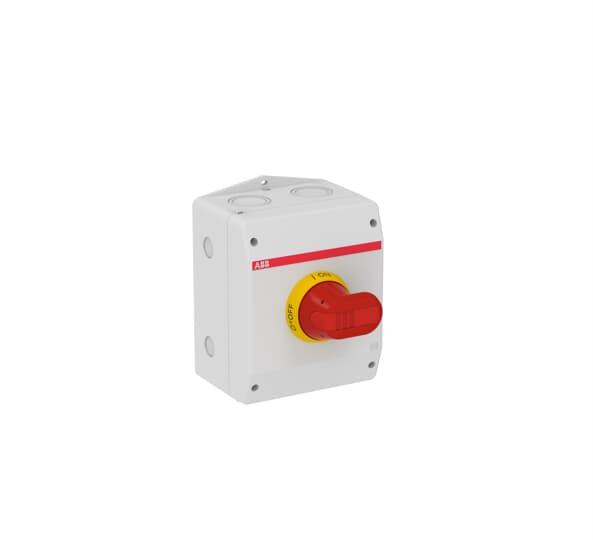 ABB EOT45U3P4-P1 Enclosed Disconnect Switch