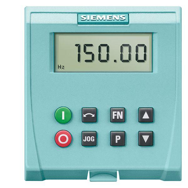 Siemens 6SL32550AA004BA1 Basic Operator Panel