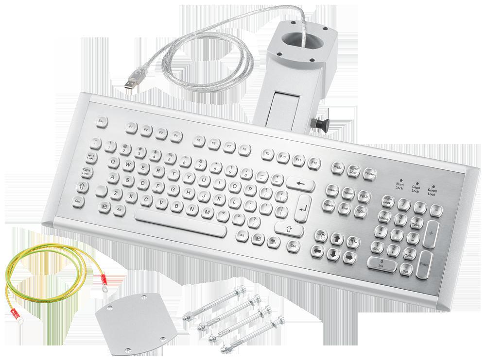 Siemens 6AV76741NE000AA0 Keyboard