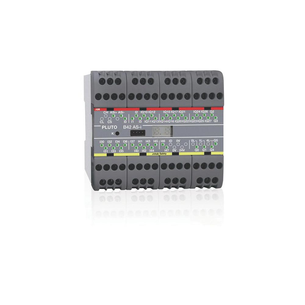 ABB 2TLA020070R1400 PLUTO Safety PLC