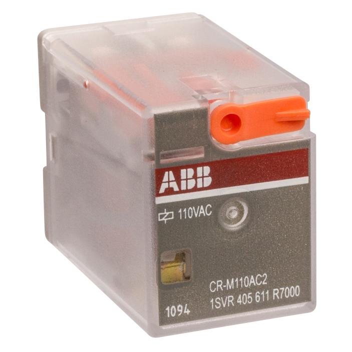 ABB 1SVR405611R7000 Pluggable Interface Relay